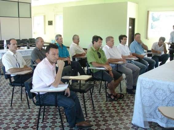 Lideranças estiveram reunidas ontem, 06, no STR de Nova Veneza