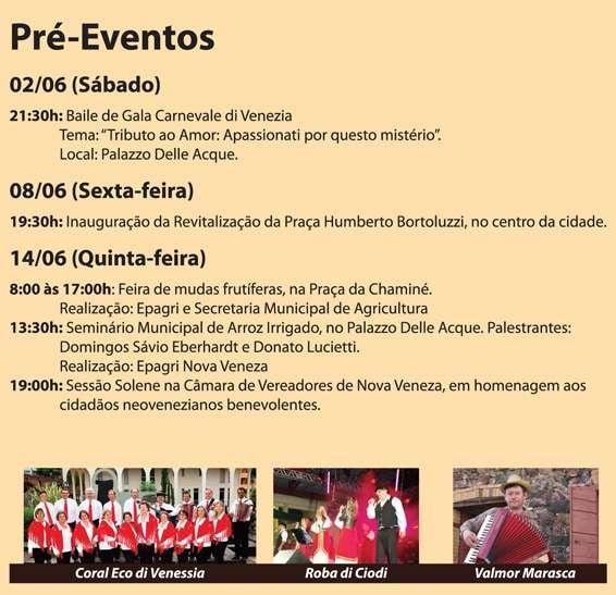 Confira programação da Festa de Veneza 2012   Programacao