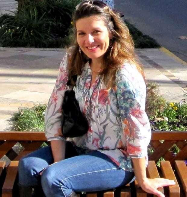 Kelli Bongiolo, a mais nova amiga de Walcyr Carrasco.