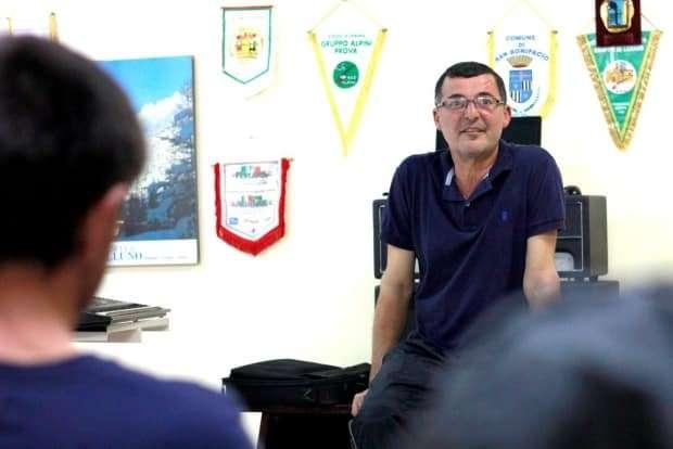 O presidente eleito, José Carlos Margotti, agradeceu o trabalho de seu antecessor, Otavio Cesar Ronconi.