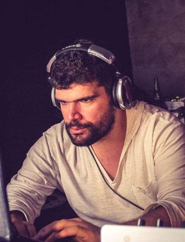 José Mangueira – O top DJ Manga.