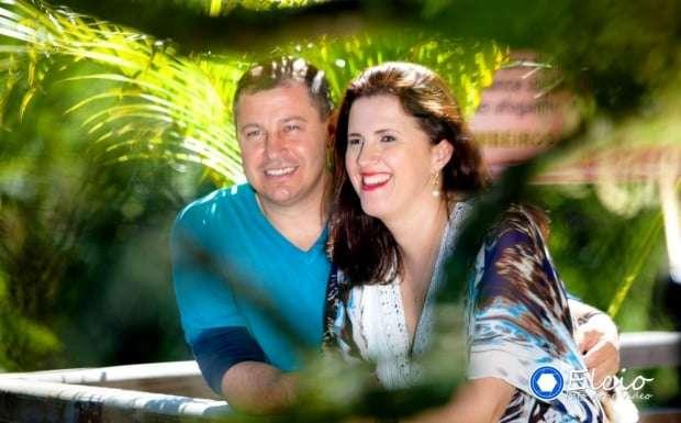 Aristeu Felisberto e Alexsandra De Souza Felisberto festejamnesse dia 15 de novembro,25 anos de casados.
