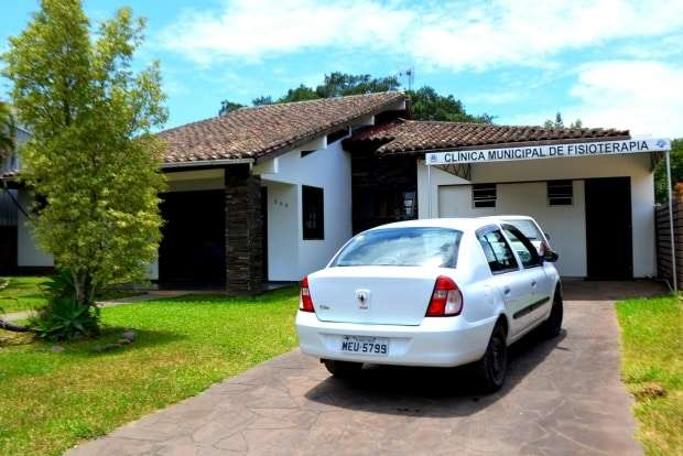 Clínica Municipal de Fisioterapia