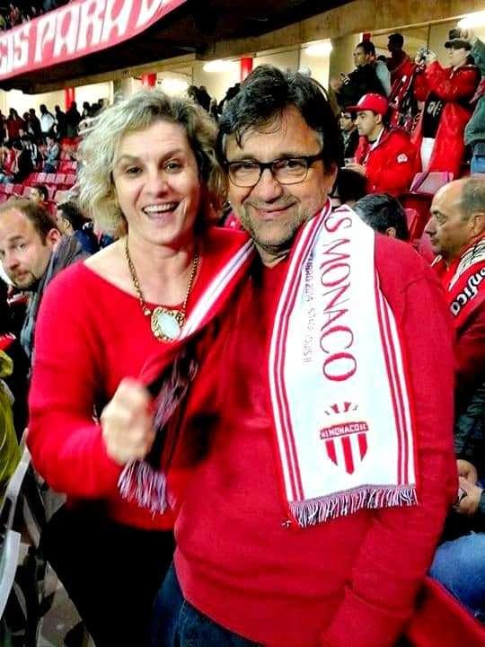 Mari e Sanciro Ghislandi, em recente viagem por Portugal.