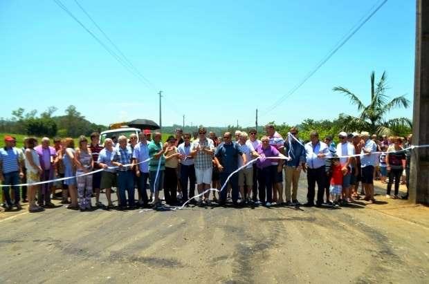 Rodovia NVA-163, estrada do Picadão