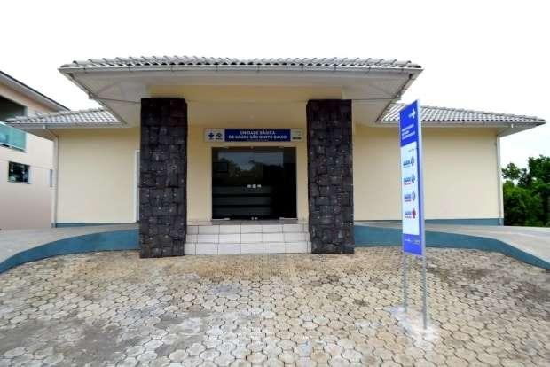 Unidade Básica de Saúde de São Bento Baixo