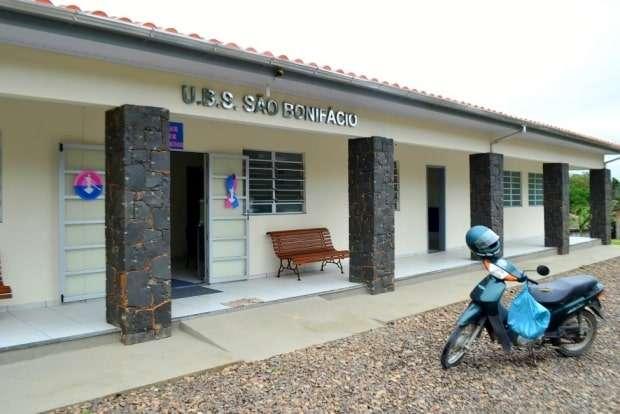 Unidade Básica de Saúde de São Bonifácio