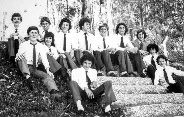 1979 formatura seminario sao jose
