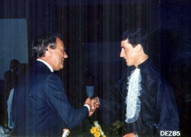 Formatura filosofia facasc (1985)