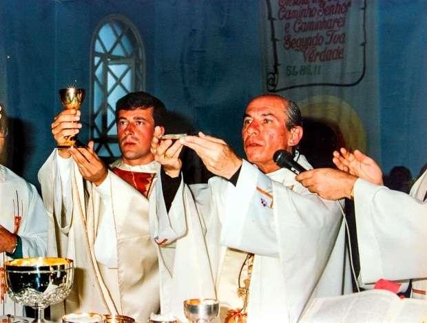 Ordenacao presbiteral com Dom Hilario Moser