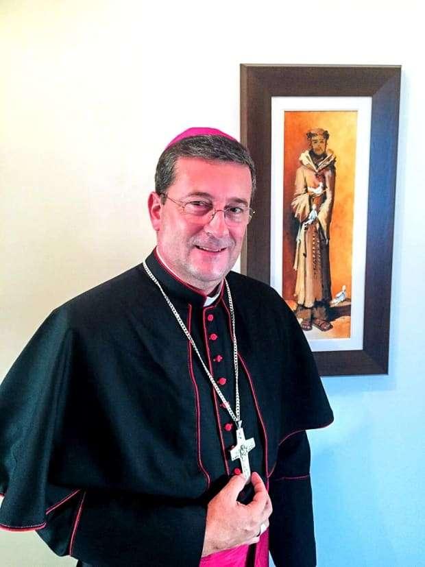 Vestes bispo