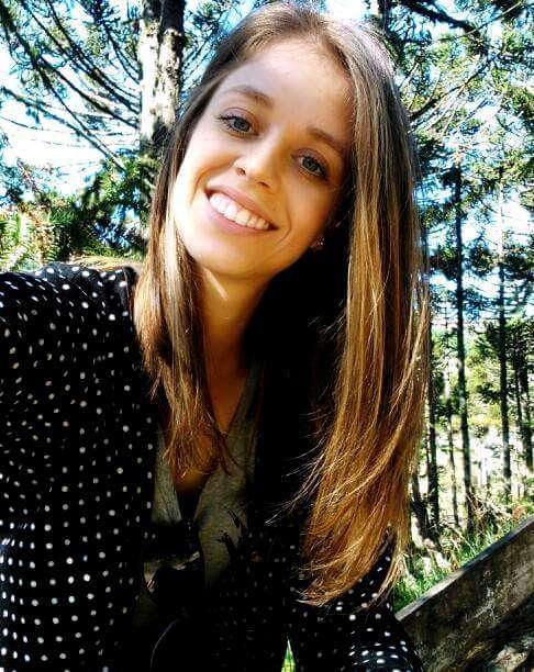 A bela Sabrina Olivo.
