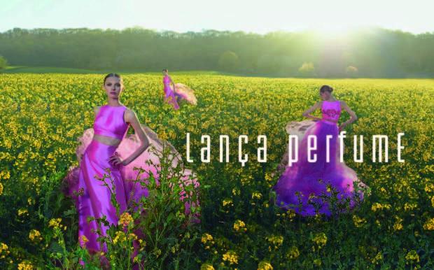 79d478c0a555 Lança Perfume apresenta Primavera-Verão 2016 em coquetel | Portal Veneza