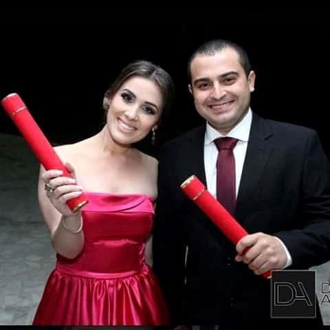 O novo casal de advogados - Julia Billieri e Leandro Soratto.