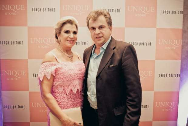 Os fundadores Vera e Arcílio Olivo