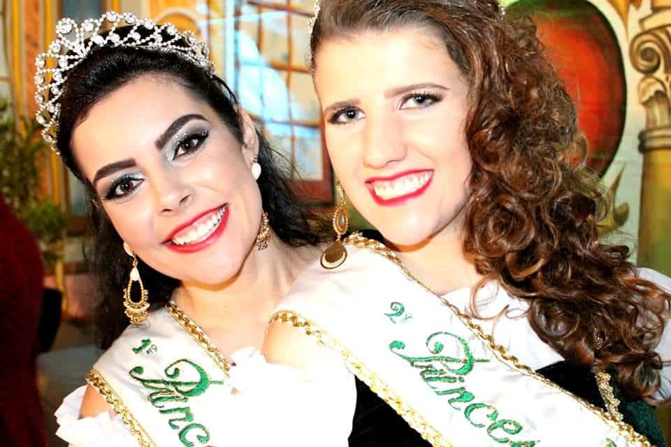 Ao que tudo indica...Joana Duminelli Niehues e Vanderléia Begnini reinarão absolutas por mais um ano!