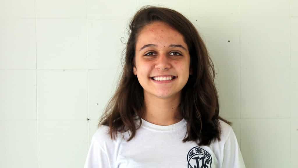 - Natália Mendes Pereira – Escola Julieta Torres Gonçalves
