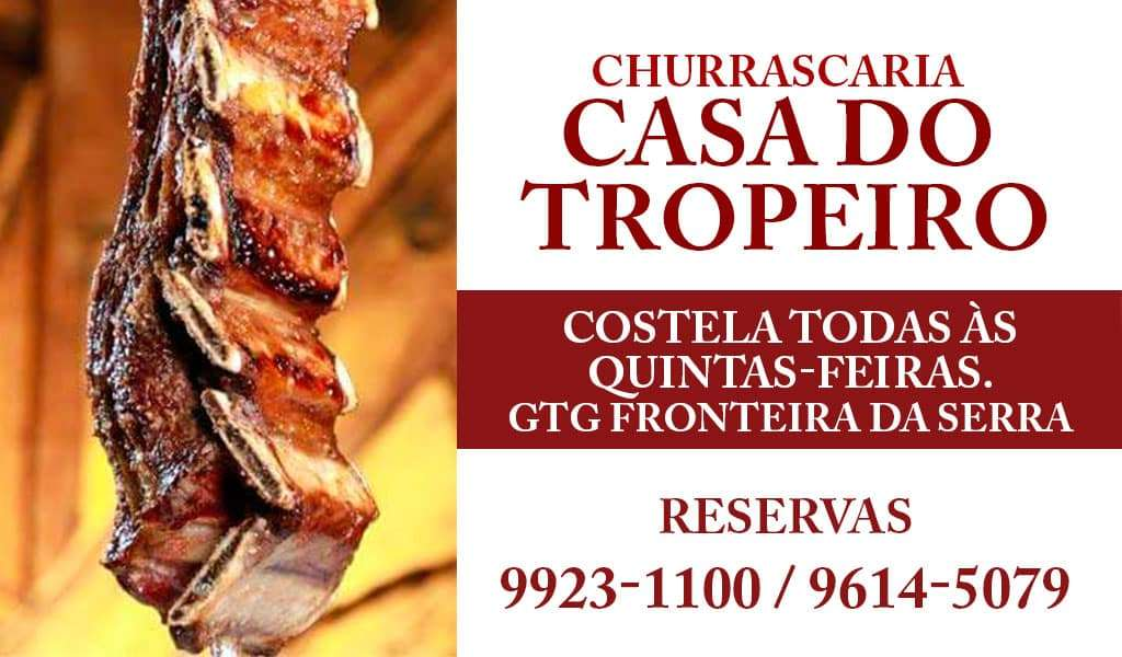 Churrascaria Casa do Tropeiro