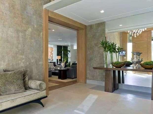 Como decorar seu hall de entrada portal veneza - Decorar entrada piso ...