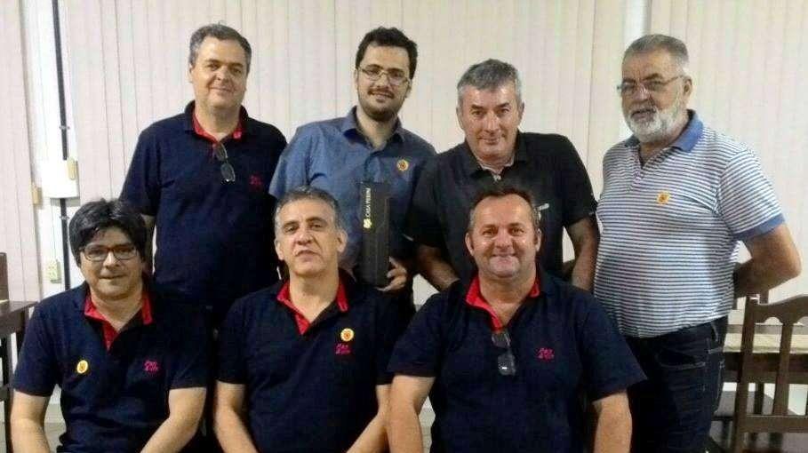 A Pan & Vin voltou a se reunir no Restaurante Carèas, em Caravaggio. O anfitrião foi Bruno Daniel Andrade. Na oportunidade foi escolhida a nova diretoria. Eu que era o vice fui escolhido o novo presidente. O vice será Nicola Gava.