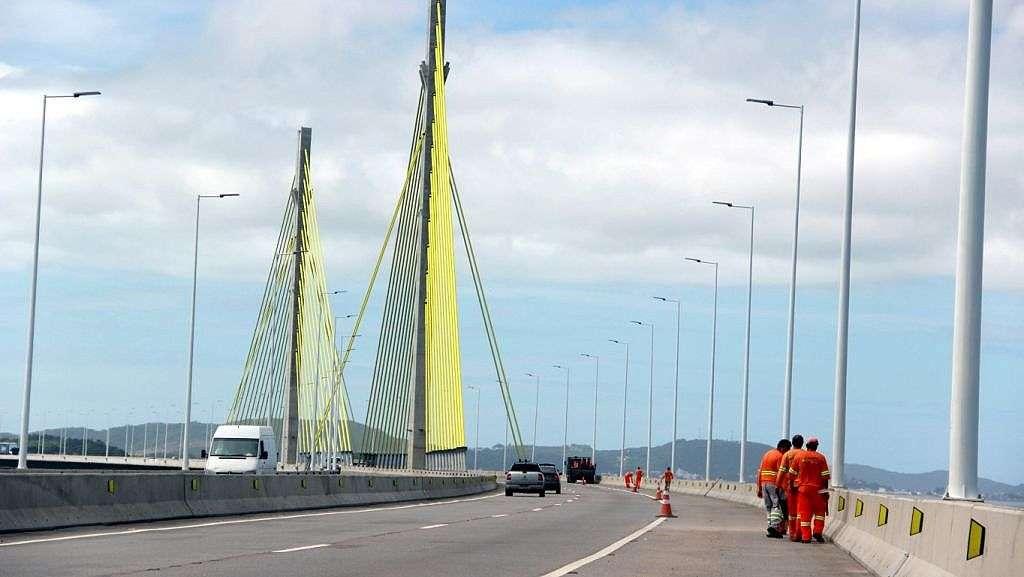 DNITSC fará trabalhos sobre ponte Anita Garibaldi, nesta sexta-feira, 11 (2)