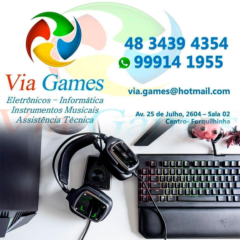 Via Games