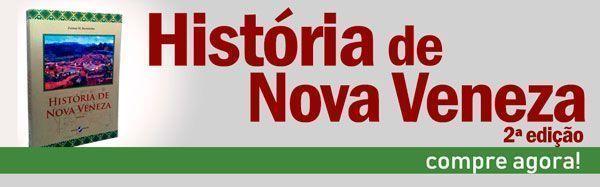Livro História de Nova Veneza