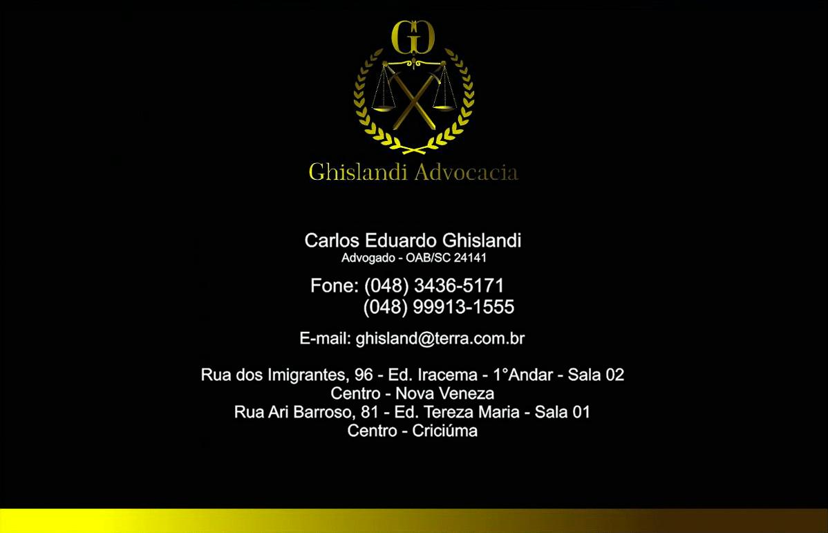 Ghislandi Advocacia