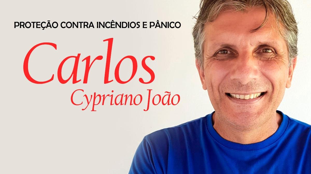 Carlos cypriano joao