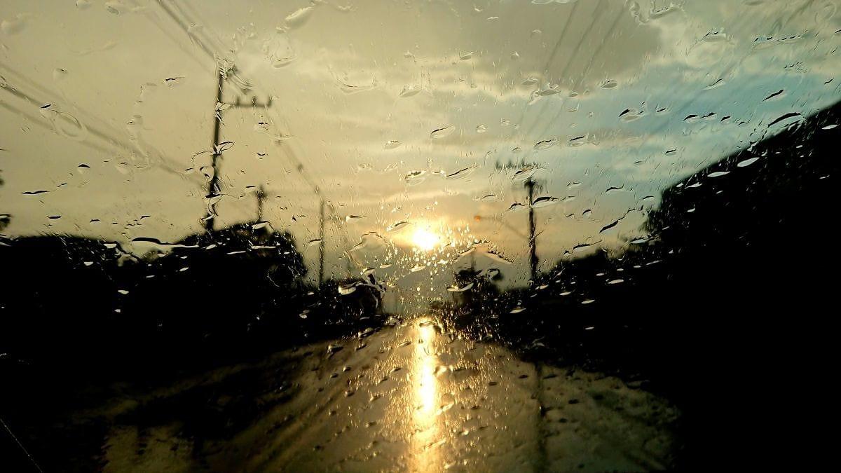 tempo clima calor nuvens chuva
