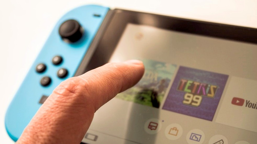 Novo Nintendo Switch