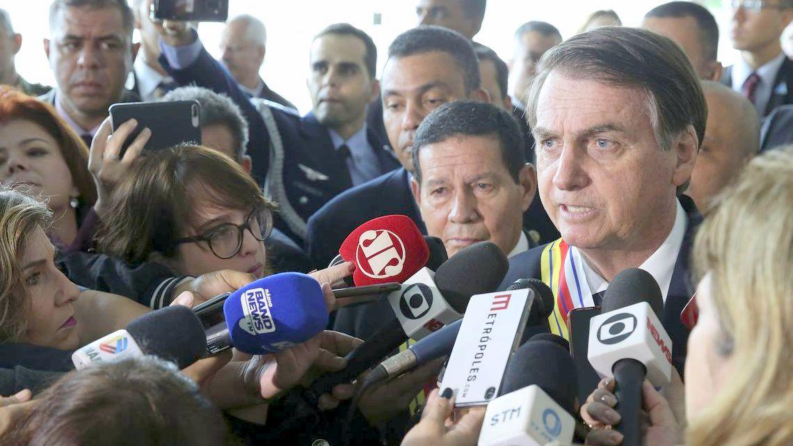 O presidente Jair Bolsonaro, preside a solenidade comemorativa do 211 Aniversário da Justiça Militar da União e entrega de Condecorações da Ordem do Mérito Judiciário Militar