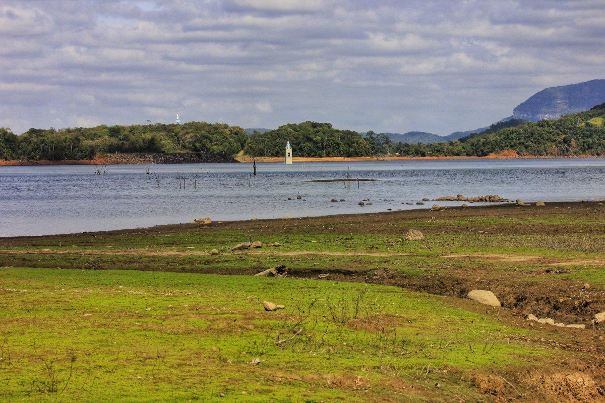 Barragem do Rio São Bento - Foto: Willians Biehl