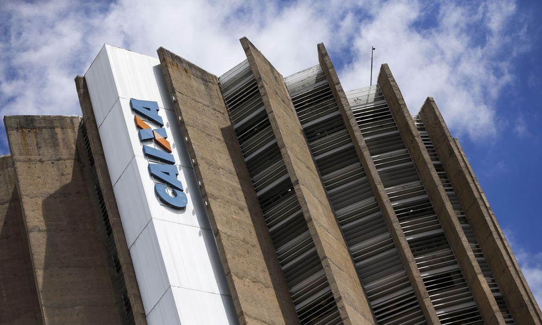 edifício-sede da Caixa Econômica Federal