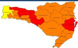 Coronavírus em Santa Catarina