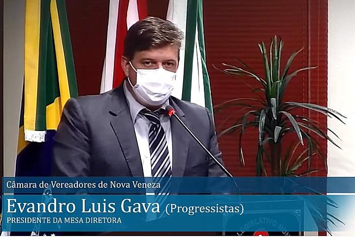 © TV Câmara de Nova Veneza